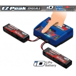 Traxxas DUAL EZ-Peak Plus Charger 2972G + 2x 3S Lipo 5000mAh 2872X TRAXXAS EU-Version X-Maxx