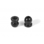 Xray Alu Ball End 4.9mm (2)