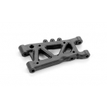 Xray Rear Suspension Arm - Graphite - 1-Hole