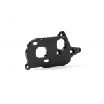 Xray Alu Mid Motor Plate - Swiss 7075 t6 - 3mm