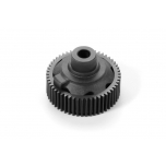Xray Composite Gear Differential Case With Pulley 53T - Graphite