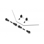 Xray Anti-Roll Bar 1.0mm Set
