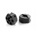 Xray XB4 Alu Wheel Hub 12MM Offset +1.50mm (2)