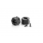Xray Alu Wheel Hub 12MM - Offset +4.50MM (2)