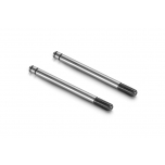 Xray XB2 Front Hardened Shock Shaft 42mm (2)