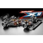 Xray X1 - 2019 Specs Luxury 1:10 Electric Formula Kit