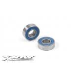 Xray High-Speed Ball-Bearing 5X12X4 Rubber Sealed (2)