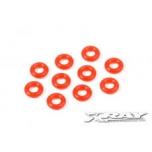 Xray Silicone O-Ring 6x1.55 (10)
