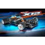 Xray X12 - 2017 Specs - 1/12 Pan Car