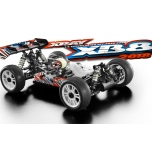 Xray XB8 2018 SPECS Luxury 1:8 Nitro Off-Road Buggy Kit